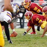 Riordan v. Lincoln football - 091212