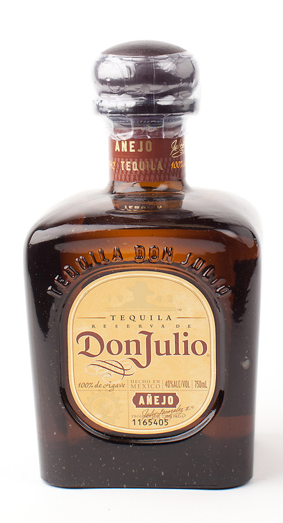 Don Julio Anejo -- Image originally appeared in the Tequila Matchmaker: http://tequilamatchmaker.com
