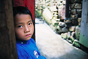 Young Boy, China, 2002