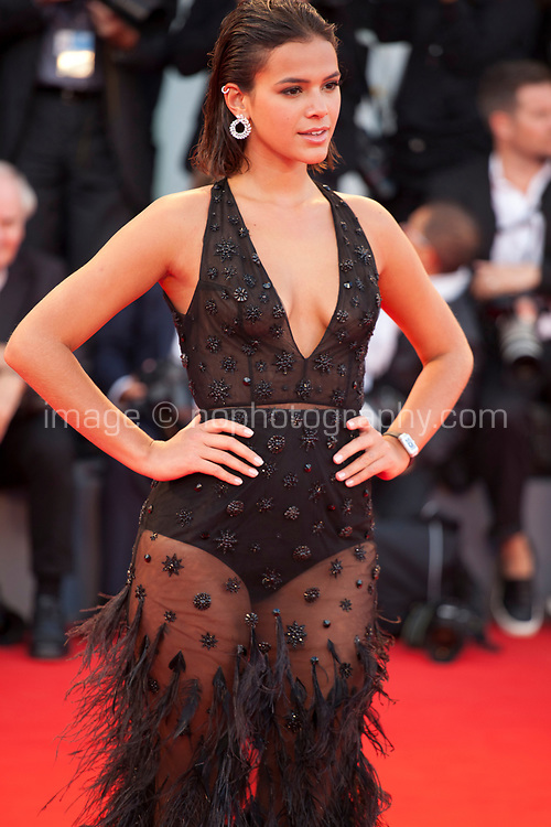 Bruna Marquezine at the premiere of the film The Leisure Seeker (Ella & John) at the 74th Venice Film Festival, Sala Grande on Sunday 3 September 2017, Venice Lido, Italy.