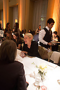 EMILY KING, Lisson Gallery dinner, Banqueting House. London. 15 October 2013