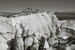Tent Rocks National Monument in New Mexico