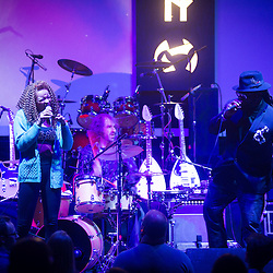 Leesburg, VA - Nappy Riddem opens for The English Beat at the Tally Ho Theatre.