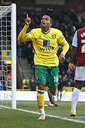 Norwich v Burnley 070112