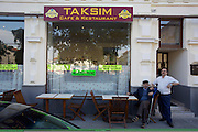 SOHO in Ottakring. Turkish cafes and restaurants. Taksim..Now in its 9th year, SOHO in Ottakring is an established art festival in public spaces of Vienna's 16th city district. In cooperation with the local community, up to 200 artists take part in the annual festival at the end of May/beginning of June. The festival is a huge success and has helped develop the formerly neglected and decaying district into a sprawling, 'hip' urban area. More info in German at: www.sohoinottakring.at