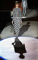 Marc Jacobs show at New York Fashion Week S/S 2013