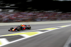 November 11, 2018 - Sao Paulo, Brazil - Motorsports: FIA Formula One World Championship 2018, Grand Prix of Brazil World Championship;2018;Grand Prix;Brazil ,  #33 Max Verstappen (NDL, Red Bull Racing) (Credit Image: © Hoch Zwei via ZUMA Wire)