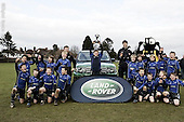 London Wasps Landrover Premiership Cup Festival. Team Photos. 22-2-09. RGS School