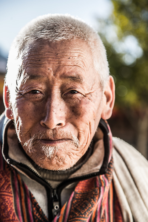 One of the wonderful people I met in Bhutan