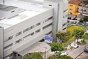 Belo Horizonte_MG, Brasil...Na foto, predio do antigo Cardiominas, hoje Centro de Especialidades Medicas do IPSEMG em Belo Horizonte, Minas Gerais.. .In the photo, the building of old Cardiominas actually the IPSEMG Center of Medical Specialties  in Belo Horizonte, Minas Gerais...Foto: NIDIN SANCHES / NITRO
