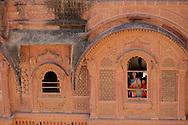 Inside Mehrangarh Fort, Jodhpur
