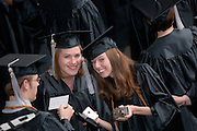 17716Undergraduate Commencement 2006....Rebecca Grosenbaugh, Laura Fuller