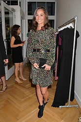PIPPA MIDDLETON at a party to celebrate the opening of the first Tabitha Webb Retail Store at 45 Elizabeth Street, London on 23rd September 2014.