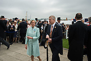 PRINCE ANDREW, 2016 Investec Derby, Epsom Downs.  4 June 2016