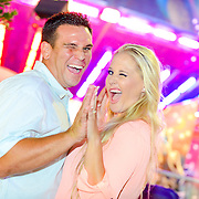 King Engagement LA County Fair 2015