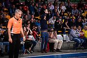 Presidente Acqua San Bernardo<br /> Pallacanestro Cantu' - Basket Leonessa Brescia<br /> Basket Serie A LBA 2018/2019<br /> Desio 07 April 2018<br /> Foto Mattia Ozbot / Ciamillo-Castoria