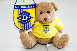 Teddybear at press conference of NK Domzale before new First league season 2010/2011, on July 15, 2010 in Domzale, Slovenia. (Photo by Vid Ponikvar / Sportida)