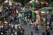 BOROUGH MARKET, LONDON, February 232018