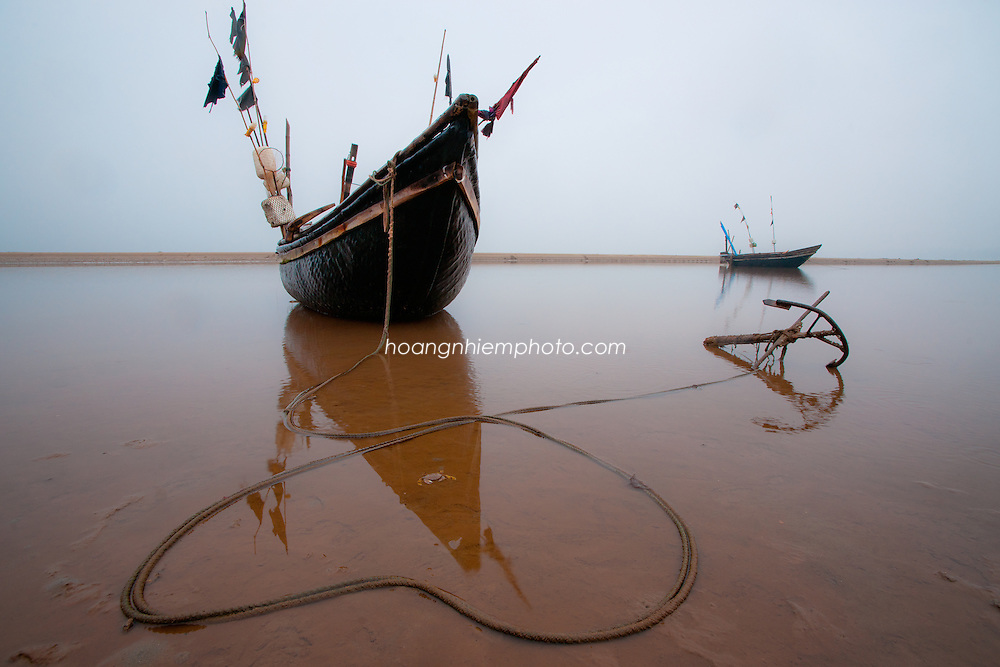 Vietnam images-Seascape-nature-Vinh hoàng thế nhiệm