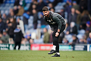 Bradford City caretaker manager Martin Drury during the EFL Sky Bet League 1 match between Portsmouth and Bradford City at Fratton Park, Portsmouth, England on 2 March 2019.