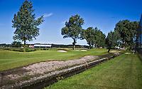 NOORDWIJK - Golfcentrum Noordwijk. Vernieuwde hole 8 COPYRIGHT KOEN SUYK