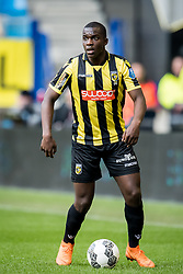 Lassane Faye of Vitesse during the Dutch Eredivisie match between Vitesse Arnhem and Roda JC Kerkrade at Gelredome on March 31, 2018 in Arnhem, The Netherlands
