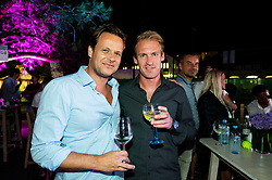 Players party in VIP Lounge at ATP Challenger Zavarovalnica Sava Slovenia Open 2019, day 8, on August 16, 2019 in Sports centre, Portoroz/Portorose, Slovenia. Photo by Vid Ponikvar / Sportida