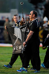 Members of the NZ team - Photo mandatory by-line: Joe Meredith/JMP - Mobile: 07966 386802 - 11/09/14 - The Invictus Opening Ceremony - London - Queen Elizabeth Olympic Park