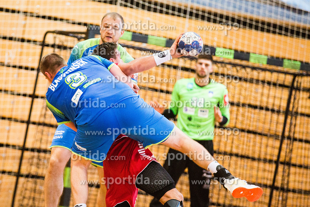 Blaz Blagotinsek during friendly match between Slovenia and Austria in Cerklje na Gorenjskem, Slovenia on 8th of June, 2019 .Photo by Peter Podobnik / Sportida