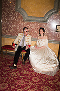 PAUL FREUD; KATHERINE CARROLL, The 20th Russian Summer Ball, Lancaster House, Proceeds from the event will benefit The Romanov Fund for RussiaLondon. 20 June 2015