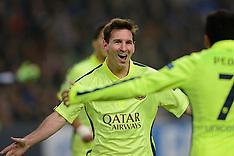 20141105 NED: Champions League AFC Ajax - FC Barcelona, Amsterdam