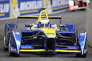 Renault E.Dams driver, Nico Prost during round 10, Formula E, Battersea Park, London, United Kingdom on 3 July 2016. Photo by Matthew Redman.
