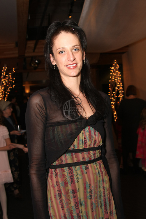 PNB's principal dancer Ariana Lallone at the Winter Wonderland Ball 2010.