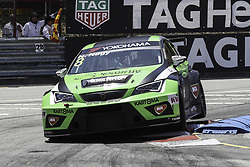 June 23, 2018 - Vila Real, Vila Real, Portugal - Norbert Nagy from Hungary in Cupra TCR of Zengo Motorsport in action during the Race 1 of FIA WTCR 2018 World Touring Car Cup Race of Portugal, Vila Real, June 23, 2018. (Credit Image: © Dpi/NurPhoto via ZUMA Press)