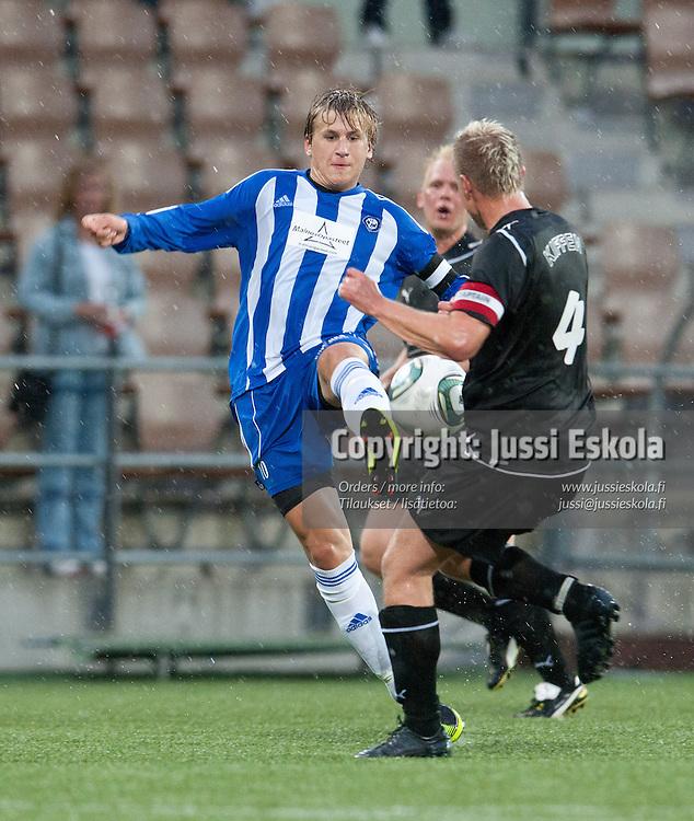 Robin Lod. Klubi-04 - Kiffen. Kakkonen. Helsinki 30.8.2011. Photo: Jussi Eskola