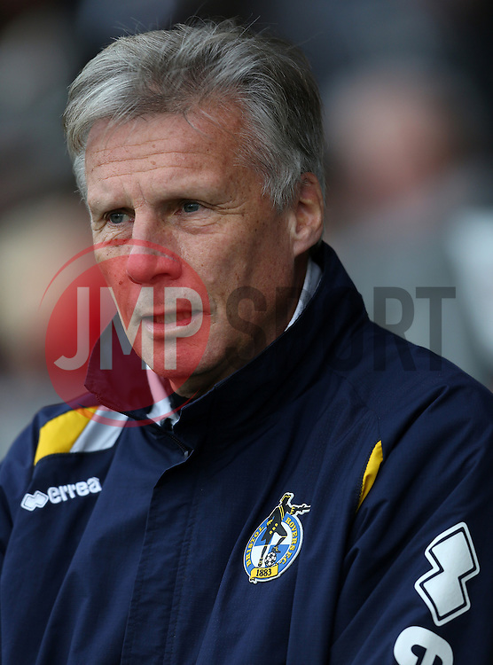 Bristol Rovers Manager, John Ward- Photo mandatory by-line: Matt Bunn/JMP - Tel: Mobile: 07966 386802 23/11/2013 - SPORT - Football - Burton - Pirelli Stadium - Burton Albion v Bristol Rovers - Sky Bet League Two