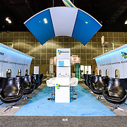 InterGlobal Exhibits eRelevance Booth Setup Plastic Surgery Conference LA 2016