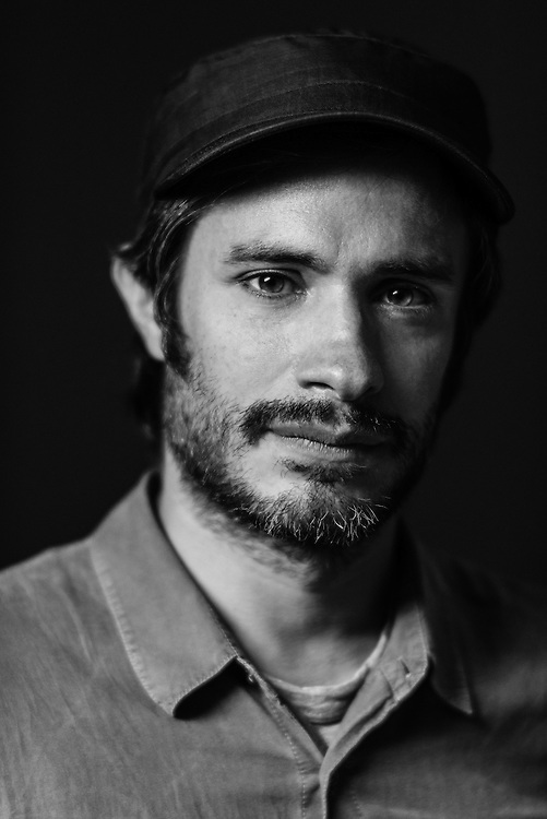 Actor Gael Garcia Bernal is photographed at the WireImage Portrait Studio during the 2014 Toronto Film Festival on September 8, 2014 in Toronto, Ontario. (Photo by Jeff Vespa)