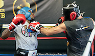 Sergio Mora Sparring Sessions