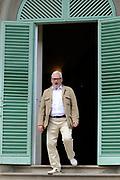 Castpresentatie romantische komedie Toscaanse Bruiloft in Villa Rossi Lucca, Italie<br /> <br /> Op de foto:  Ernst Daniel Smid