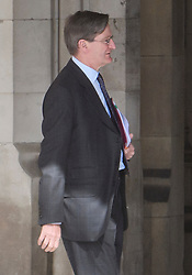 © Licensed to London News Pictures. 17/06/2019. London, UK. DOMINIC GRIEVE MP is seen at the Houses of Parliament in London. Boris Johnson has cemented his position as favourite to become the next Prime Minster after winning a landslide in the first round of the conservative party's leadership race. Photo credit: Ben Cawthra/LNP