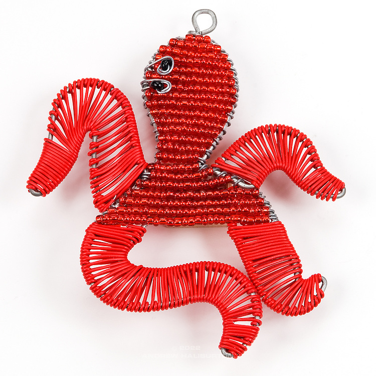 Octopus; Red