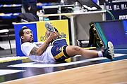 Moore Dallas<br /> FIAT Torino - Grissin Bon Reggio Emilia<br /> Lega Basket Serie A 2018-2019<br /> Torino 03/02/2019<br /> Foto M.Matta/Ciamillo & Castoria