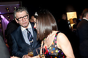 JACK VETTRIANO; JULIA TUCK, Annual Lighthouse Gala Auction in aid of the Terrence Higgins Trust.  Christie's, King St. London. 21 March 2011. .-DO NOT ARCHIVE-© Copyright Photograph by Dafydd Jones. 248 Clapham Rd. London SW9 0PZ. Tel 0207 820 0771. www.dafjones.com.