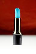 a very unusually lipstick color