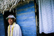 Hopkins: Garifuna fishermen.