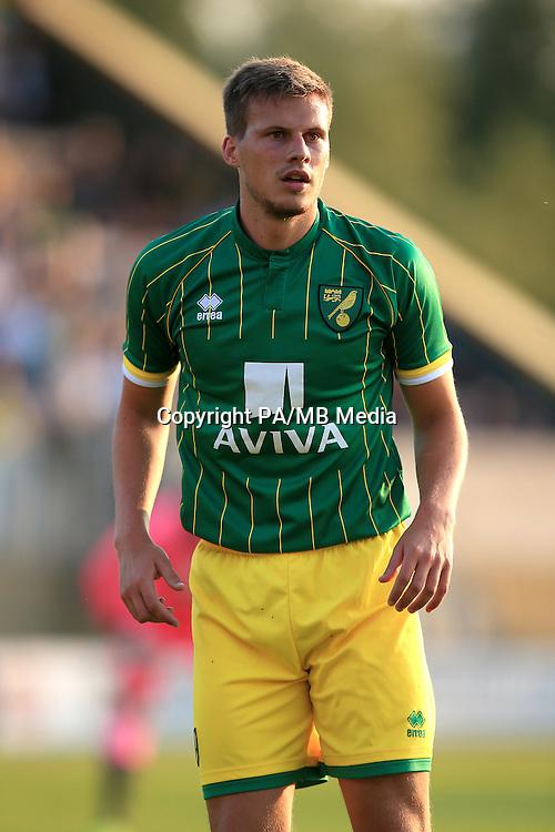 Ryan Bennett, Norwich City