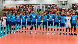 08-09-2018 NED: Netherlands - Argentina, Ede<br /> Second match of Gelderland Cup / Team Argentina