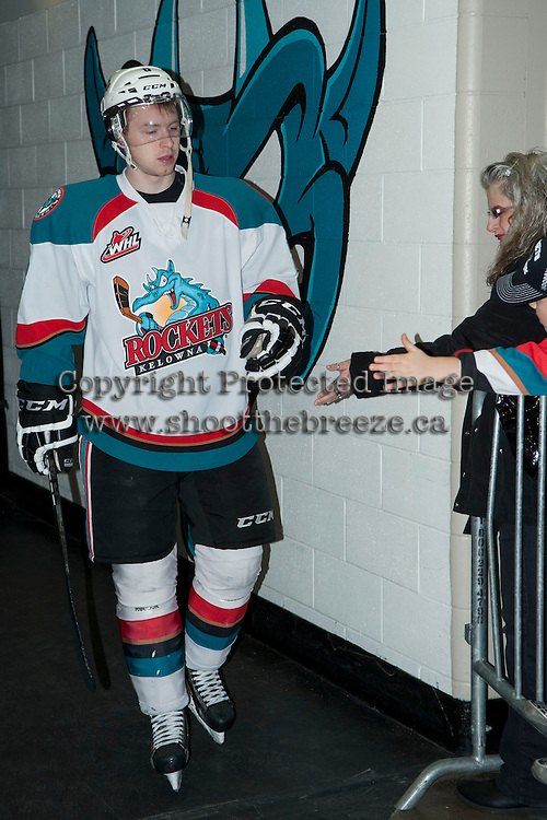KELOWNA, CANADA - JANUARY 22:  on January 22, 2014 at Prospera Place in Kelowna, British Columbia, Canada.   (Photo by Marissa Baecker/Getty Images)  *** Local Caption ***