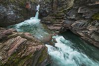 Sanit Mary Falls, Glacier National Park Montana